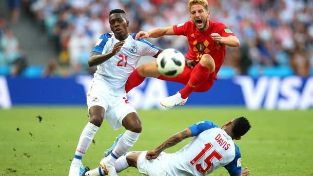 Бельгія – Панама відео голів матчу Чемпіонату світу 2018