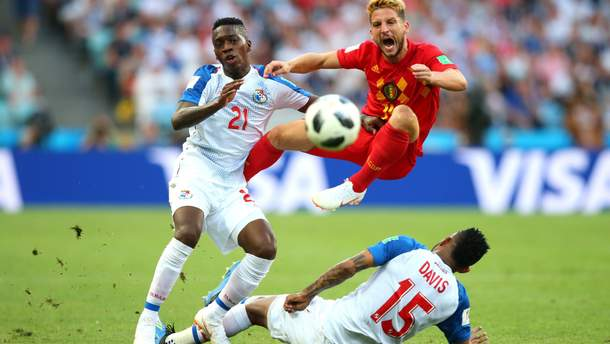 Бельгия – Панама видео голов матча Чемпионата мира 2018