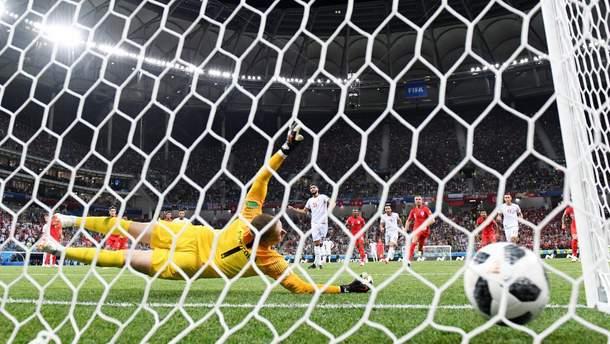 Англія – Туніс відео голів на Чемпіонаті світу 2018