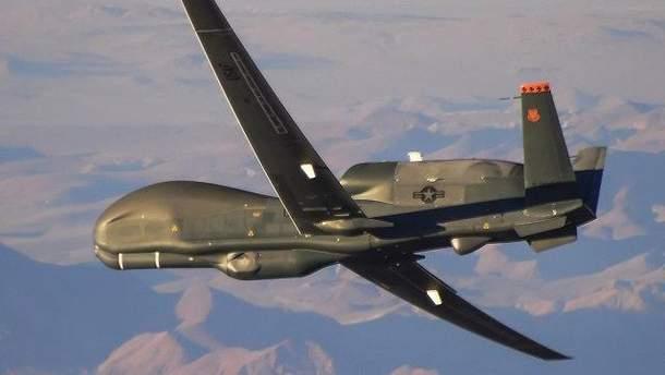Безпілотник США провів нову повітряну розвідку в небі над Донбасом