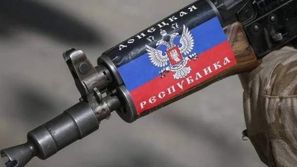 Проросійські бойовики поранили мирну жительку Донбасу
