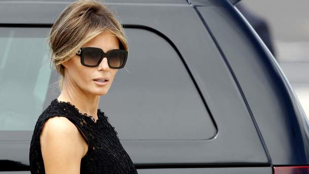 «Видеть немогу»: Меланья Трамп закатила мужу скандал
