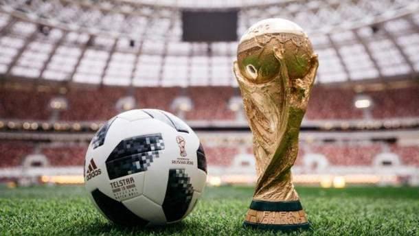 Анонс матчей Чемпионата мира по футболу 2018 на 18 июня
