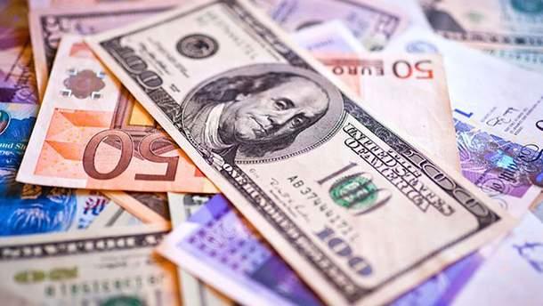 Наличный курс валют 18 июня в Украине