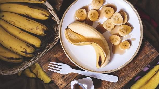 Користь від бананів