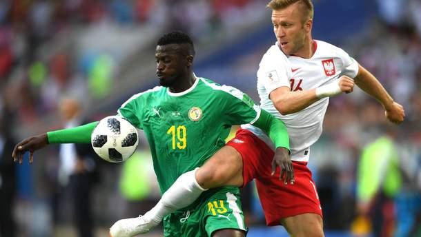Польща – Сенегал відео голів та моментів матчу Чемпіонату світу 2018