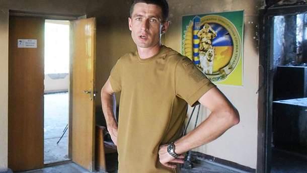 В Мариуполе избили военного за украинский язык