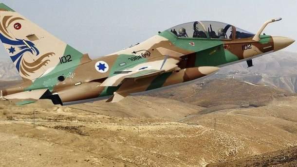Ізраїль завдав удару по ХАМАСу