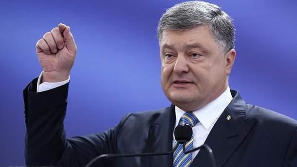 Порошенко заявил, что пока он является президентом, ревизии децентрализации в Украине не будет