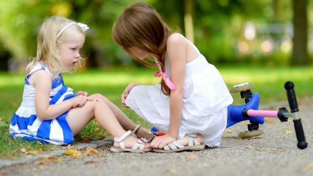 Травма у дитячому віці прискорює розвиток мозку