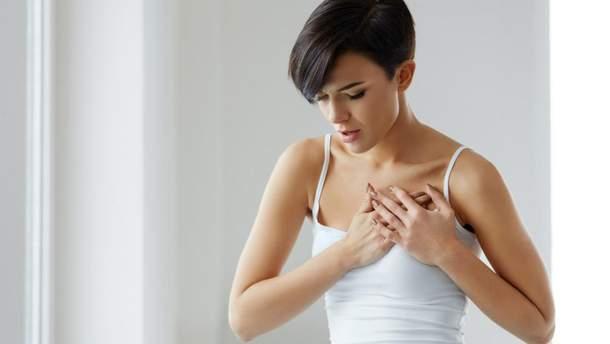 Стенокардия: основные симптомы