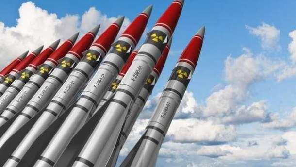 Росія оновила сховище ядерної зброї в Калінінградській області