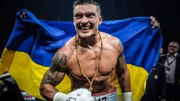 Чи варто Олександру Усику боксувати у Москві: опитування