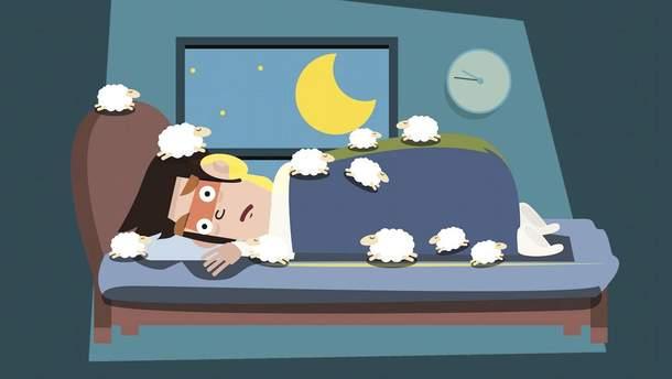 Хронічне безсоння: як позбутися