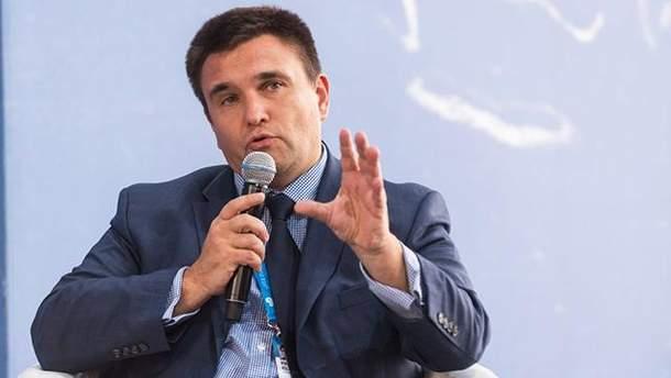 Климкин описал, как Россия использует время предвыборной кампании в Украине