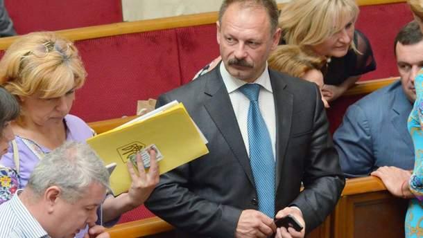 Олег Барна хочет запретить украинцам публично проявлять сексуальную ориентацию