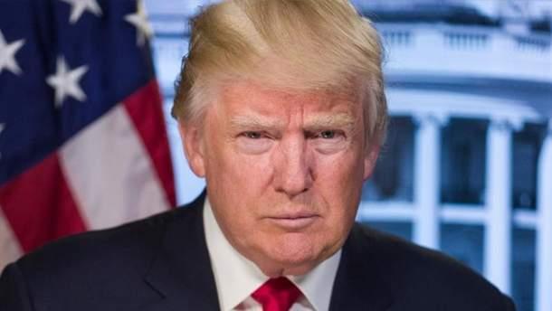 """Трамп доручив створити """"Космічні війська"""""""