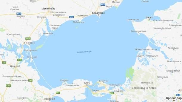 Чи вдарить Росія з Азовського моря?