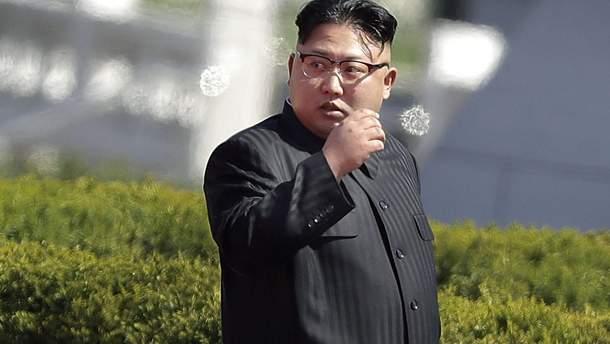 Ким Чен Ын прибыл в Китай