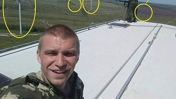 Докази присутності російських військ на Донбасі