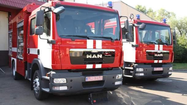 Пожежні авто