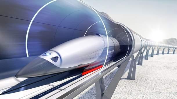 Условия для появления Hyperloop в Украине
