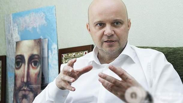 Тандіта звільнили з посади радника голови СБУ