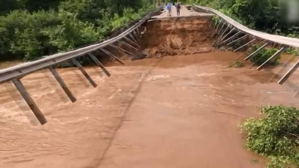Потоп в Мичигане