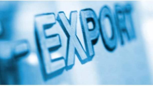 Експорт українських товарів збільшився
