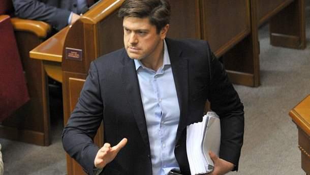 Вінник повідомив про схвалення законопроекту про нацбезпеку західними партнерами України