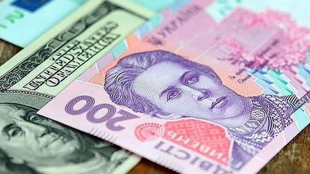 Курс валют НБУ на 20 июня