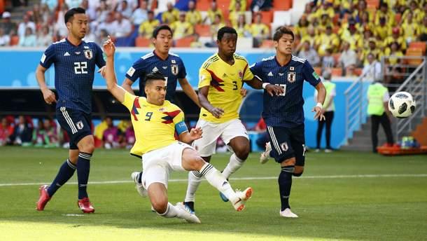 Колумбія – Японія результат матчу Чемпіонату світу