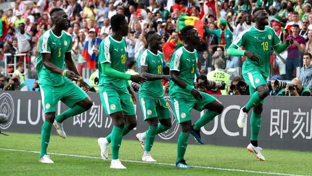 Польша – Сенегал результат матча Чемпионата мира 2018