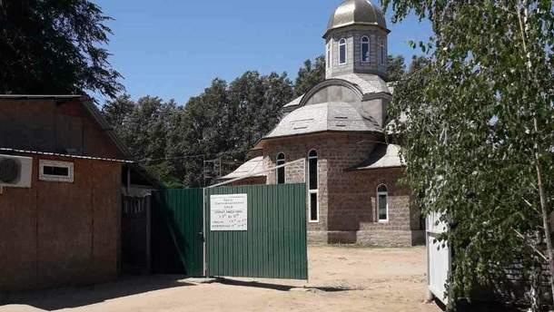У Мелітополі грабіжники жорстоко побили сторожа храму