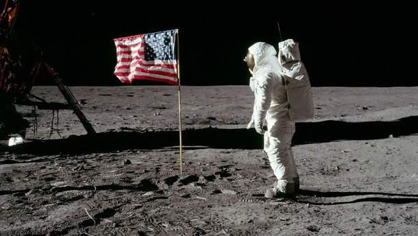 Деятельность человечества влияет натемпературу Луны