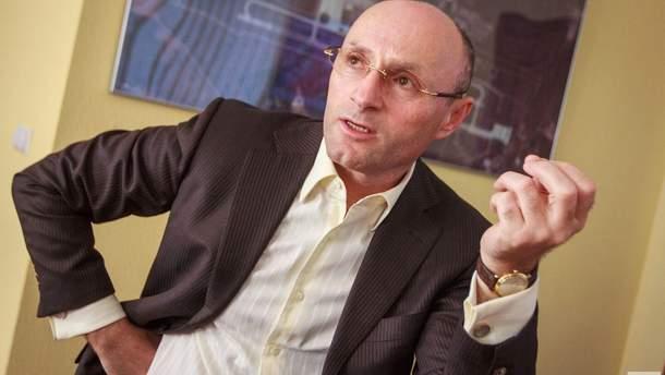 Перший заступник гендиректора аеропорту Євген Дихне