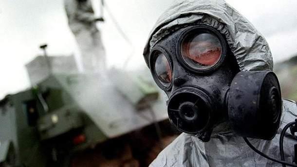 Бойовики вигадали фейк про підготовку ЗСУ хімічної атаки на Донбасі