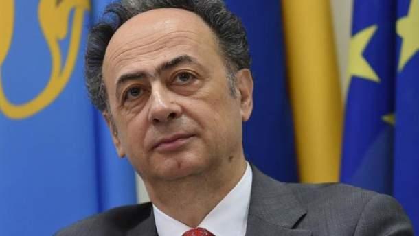 Мингарелли рассказал, что популисты и олигархи в Украине мешают Соглашении об ассоциации с ЕС