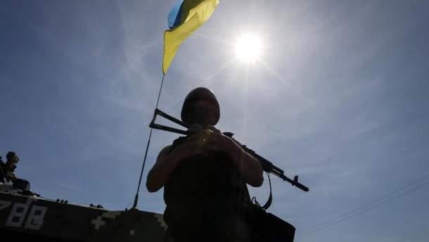 Резервист покончил жизнь самоубийством во время учений на Черниговщине