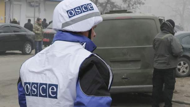 Миротворцы не смогут защитить преставителей ОБСЕ на Донбассе
