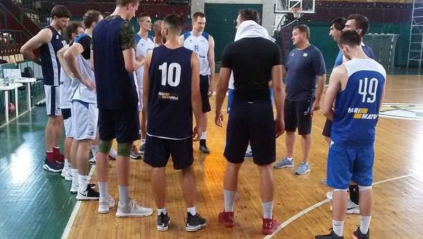 Евгений Мурзин и сборная Украины