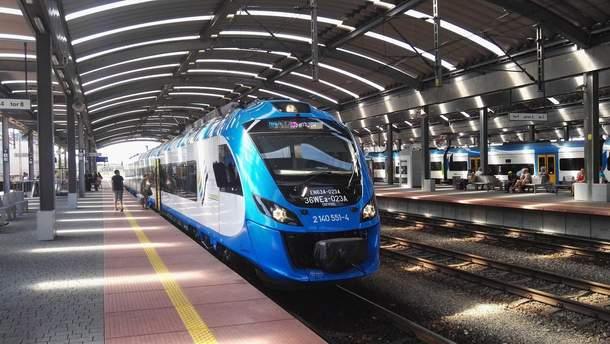 К концу лета будет запущен поезд Мукачево – Будапешт – Кравцов
