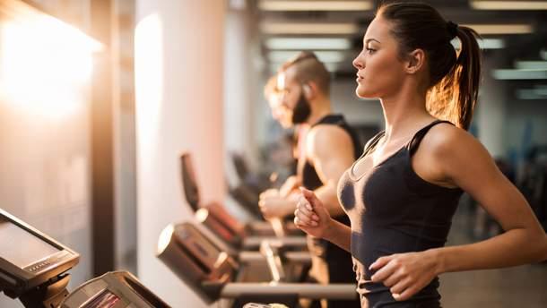 Спорт может предотвратить развитие раковых заболеваний
