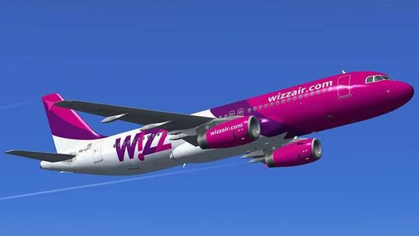 Wizz Airрозповів про зміни цін на квитки