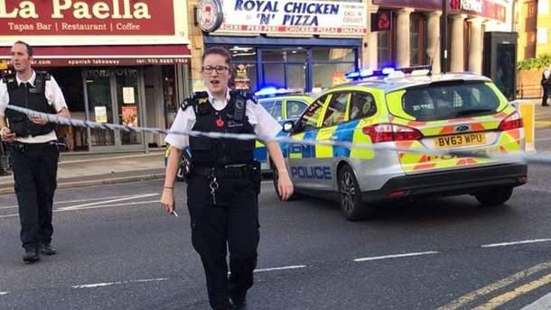 Наодной изстанций метро встолице Англии произошел взрыв