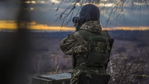 Доба на Донбасі: 26 обстрілів з боку бойовиків, 3 воїнів ЗСУ та 3 окупантів поранено