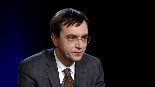 Омелян о внедрении Hyperloop в Украине