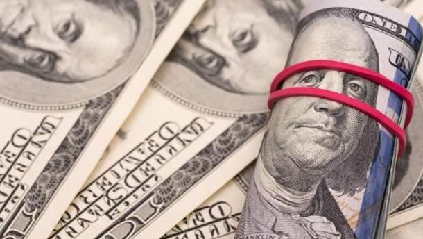 Наличный курс валют 20 июня: доллар продолжает расти