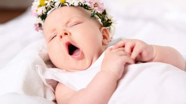 Як зареєструвати малюка онлайн