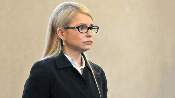 Тимошенко братиме участь у виборах президента України: заява політика